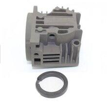 JOVOLL пневматическая подвеска компрессор цилиндр насоса головка для AUDI Q7 2006-2010/VW TOUAREG 2004-2010/PORSCHE CAYENNE 2002-2012