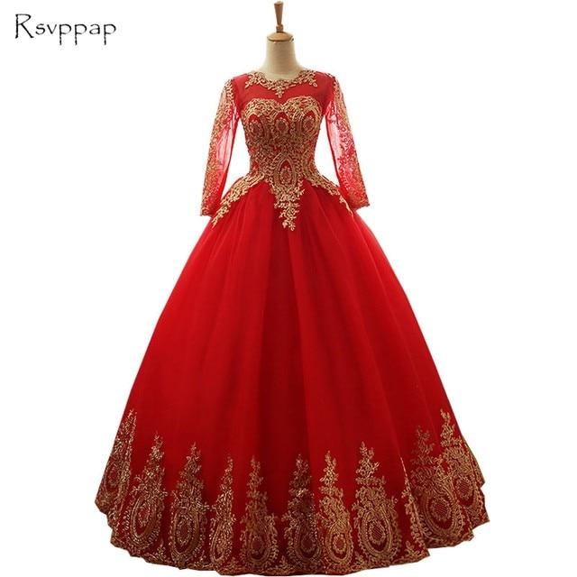 Arabic Long Red Dress – Fashion dresses 22d5c8c94
