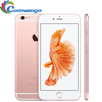 Unlocked Apple IPhone 6s Plus 2GB RAM 16 64 128GB ROM 5 5 Dual Core 12
