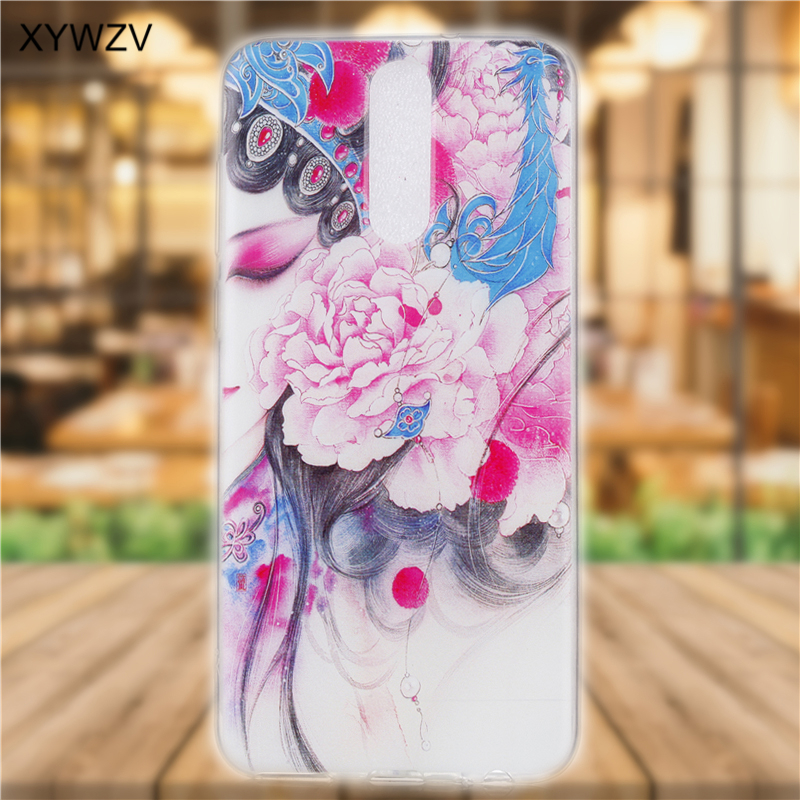 Image 3 - sFor Huawei Nova 2i Case Cover Soft Silicone Pattern Phone Case For Huawei Nova 2i Back Cover For Maimang 6 Case Coque Fundas <-in Fitted Cases from Cellphones & Telecommunications