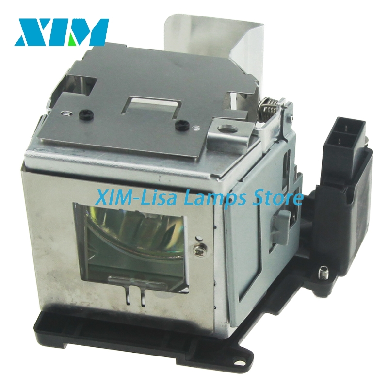все цены на Hot Selling Original Projector Replacement Lamp With housing AN-D350LP for Sharp PG-D2500X /2710X/D3010X/ D3500X DLP Projectors. онлайн