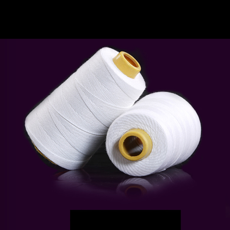 900m packet thread, sealing thread, packaging thread, sewing machine dedicated six stocks thick thread nine shares