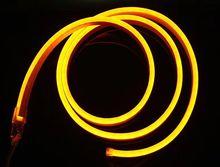 DC12V LED Neon Rope light SMD 2835 120LEDs/m Waterproof flexible Soft strip BAR Lights 50m