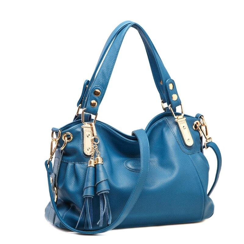 ФОТО Genuine leather women's big bag 2017 mother bag soft leather women's handbag fashion one shoulder cross-body handbag