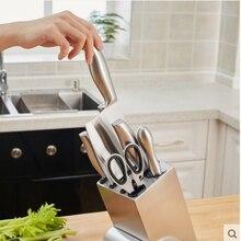 Edelstahl Messer Set Dienstprogramm Messer juego de cuchillos messer set Großen messer Küche zubehör xinzuo damaskus set facas