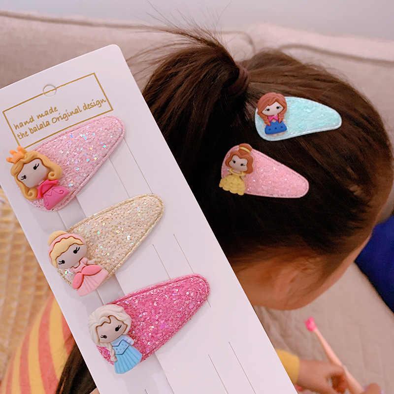 Baru Lucu Indah Menari Gadis Kecil Jepit Rambut Klip Rambut Aksesori Rambut Wanita Perhiasan untuk Anak-anak Terbaik Fashion Manis Perhiasan