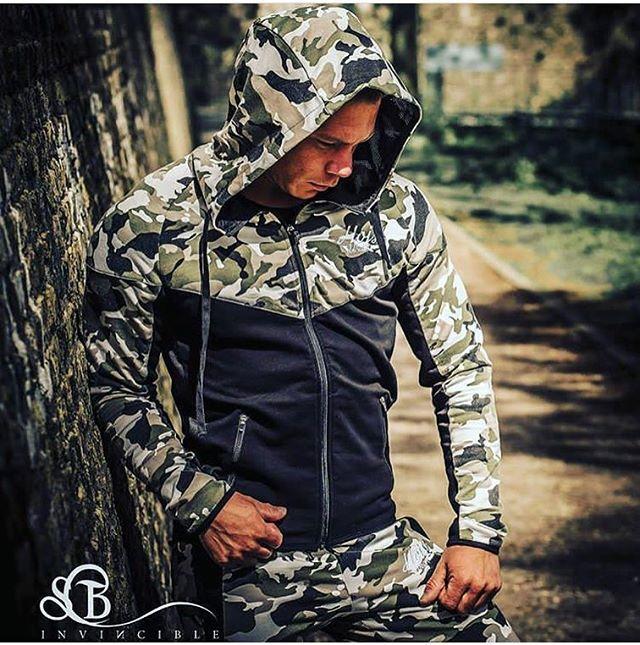 men hooded sweatshirt hot Muscle man Slim zipper autumn winter coat mens fitness clothing tops body shapers cross fit hoody