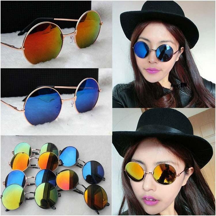 21abb3d060 NEW John Lennon Style Round Sunglasses Vintage 60s Retro Glasses Sunnies  Shades