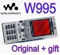 Оригинал Восстановленное Sony Ericsson W995 Мобильный Телефон 8MP 3 Г WIFI Разблокирована