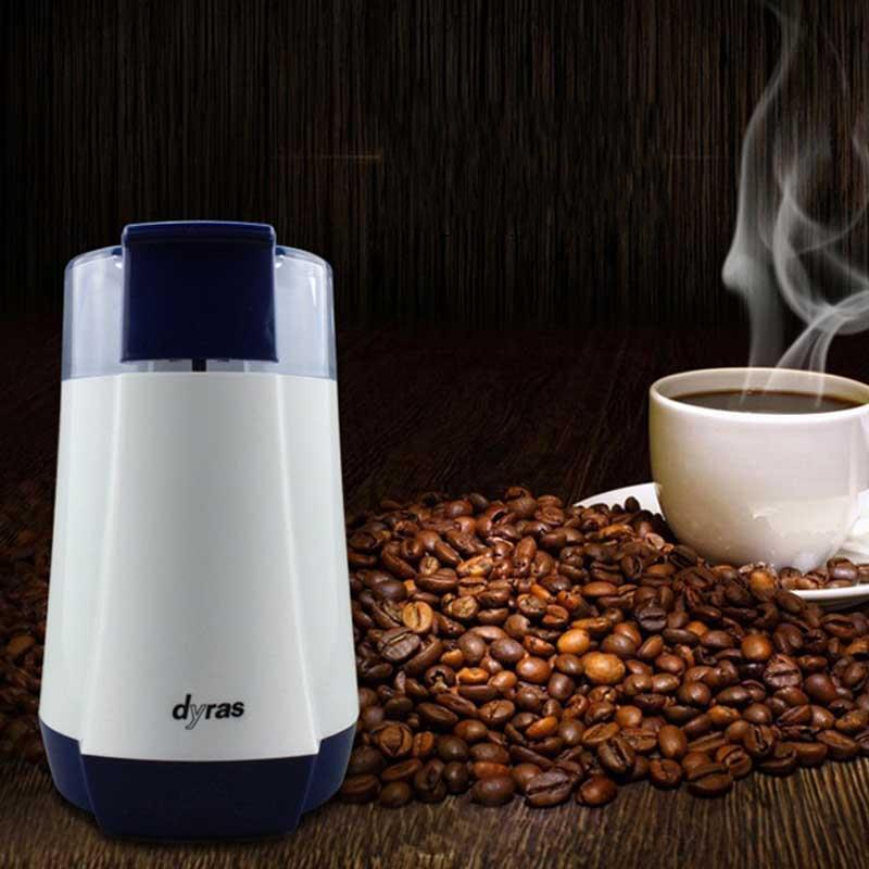 Electric Coffee Grinder machine coffee maker portable Automatic Muilt-Function Coffee bean ...