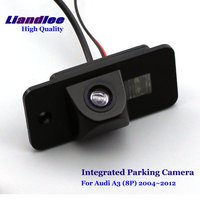 Liandlee For Audi A3 (8P) 2004~2012 Car Rearview Reverse Camera Rear View Backup Parking Camera / Integrated High Quality