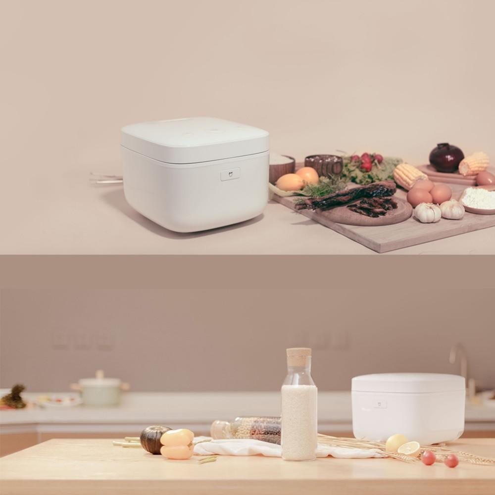 Xiaomi IH Electric Rice Cooker Miji 3L4L Alloy Cast Iron Smart Heating Pressure Cooker Mi Home APP WiFi Remote Control (5)