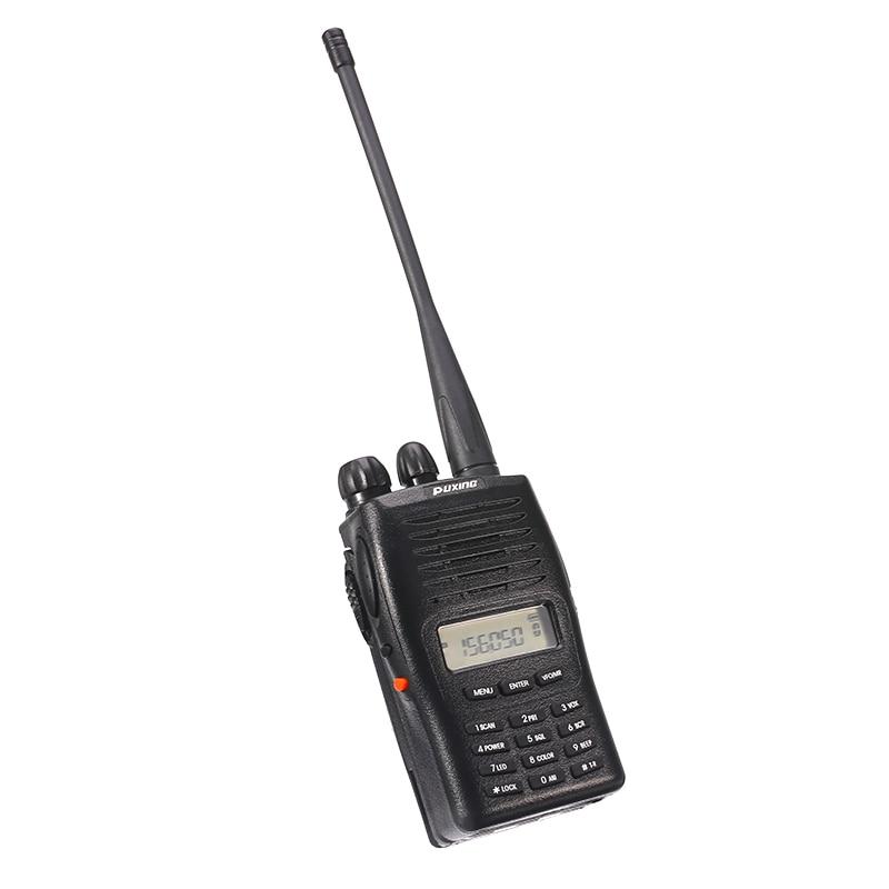 100% Wahr Handheld Walkie Talkie Px-777 Vhf 136-174 Mhz 5 W Transceiver Two Way Radio Station Communicator Zwei-weg Radio Sprech Px-777 Ausgezeichnet Im Kisseneffekt
