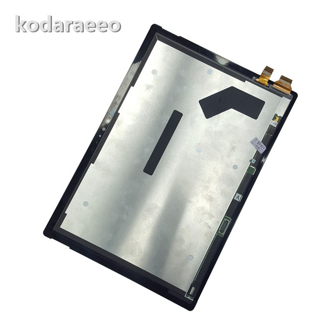 US $144 98 |kodaraeeo For Microsoft Surface Pro 4 (1724) LCD Display touch  screen digitizer Assembly replacement panel free tools-in Tablet LCDs &