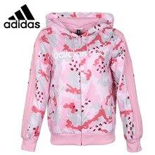 Original New Arrival 2019 Adidas NEO W WINDBREAKER Women's jacket Hooded Sportsw