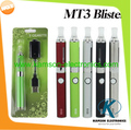 Factory price electronic  cigarette evod MT3 1100mha kits free DHL shipping