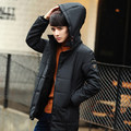 Men's Warm Jacket Hoody Winter Coats Male Hooded Plus Size XXXL  Jackets Teenager Slim Fit Windbreaker Down Parka