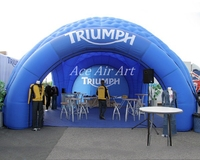China supplier event inflatable tent trade show Canton Fair tent / inflatable exhibition show tent