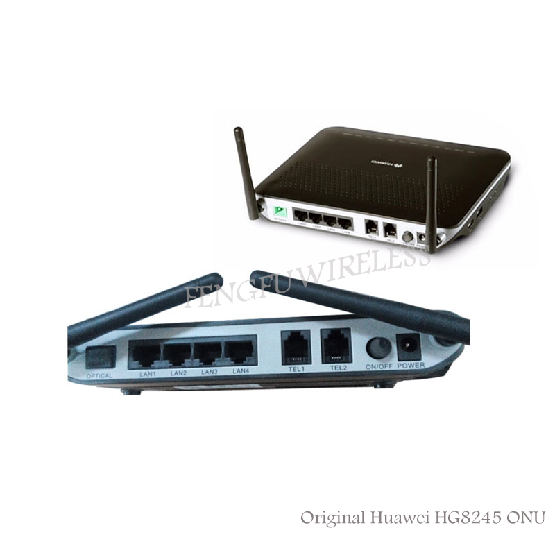 Communication Equipments Original New For Hua Wei Hg8546m Gpon R2017 Wifi Ont Onu 1ge+3fe+voice+wifi English Firmwarel Modem Telecom Network Equipment