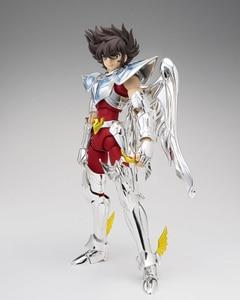 "Image 4 - 100% Original BANDAI SPIRITS Tamashii Nations Saint Cloth Myth Action Figure   Pegasus Seiya (Heaven Chapter) From ""Saint Seiya"""