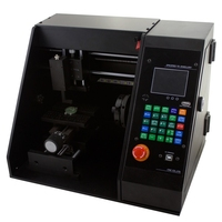 LY 50 professional jewelry CNC engraving machine automatic with off line function ART CAM software bracelet cnc router