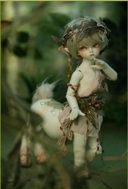 BJD1 6 doll Centaurs villain