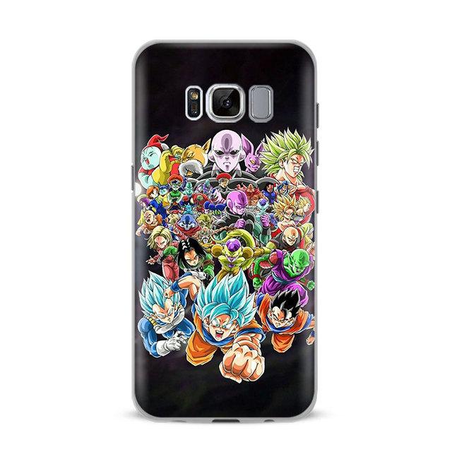 Dragon Ball Super Goku Ultra Instinct Phone Case