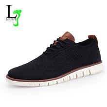 รองเท้าผู้ชาย 2019 รองเท้า Breathable Mens แฟชั่นรองเท้าผ้าใบคลาสสิกรองเท้าสบายๆชายฤดูร้อนตาข่าย Tenis Zapatos De Hombre ขนาดใหญ่ 46