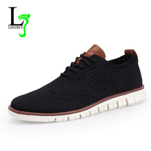 Zapatos De Hombre 2019 planos transpirables moda para Hombre zapatillas clásicas Zapatos informales De verano De malla para Hombre Zapatos De Hombre talla grande 46