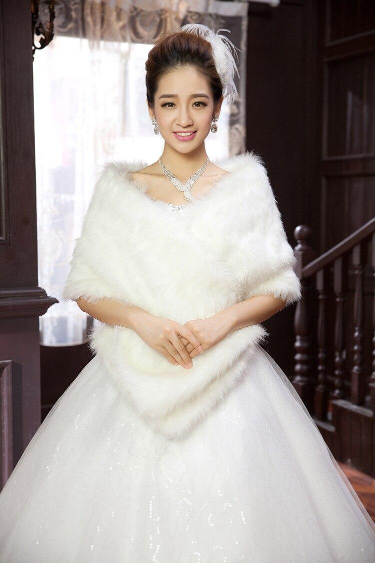 Mode Große Hochzeit Wraps Schal Umhang Umhang Jacke Zubehör Bridal ...