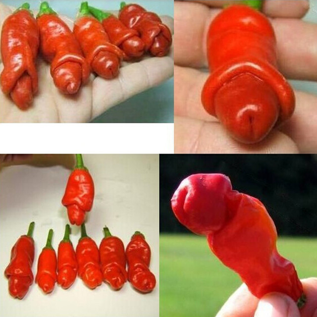 Monkey dick peppers