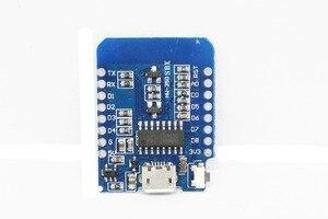 Image 4 - 10 CHIẾC ESP8266 ESP 12 ESP 12F Mini Mô Đun Wemos D1 Mini Wifi Ban Phát Triển Micro USB 3.3V Dựa Trên ESP 8266EX 11 kỹ thuật số Pin