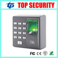 ZK fingerprint access control system with RFID card reader dustproof fingerprint access control reader dustproof replace X7