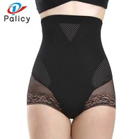 Palicy Control Pants Butt Lifter With Tummy Hot Control Panties Hight Waist Slim Body Shaper Wear