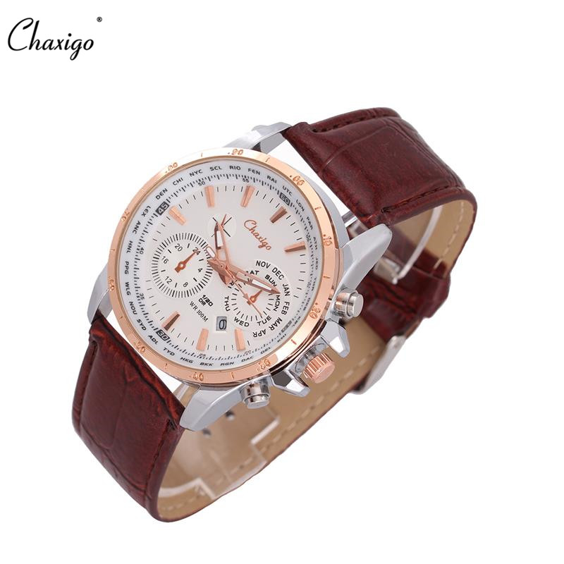 Chaxigo brand quartz watch mens cheap wrist watches b for sale for Cheap watches
