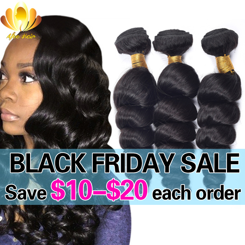 Brazilian Virgin Hair Loose Wave 4 Bundles 7A Virgin Brazilian Hair Weave Bundles, Mink Brazillian Loose Weave Virgin Human Hair