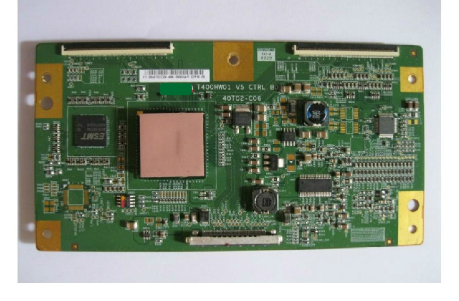 LCD Board T400HW01 V5 40T02-C06 Logic board for / connect with T-con connect board lcd board t400hw01 v0 07a01 1a logic board for screen klv 40f300a connector nocable