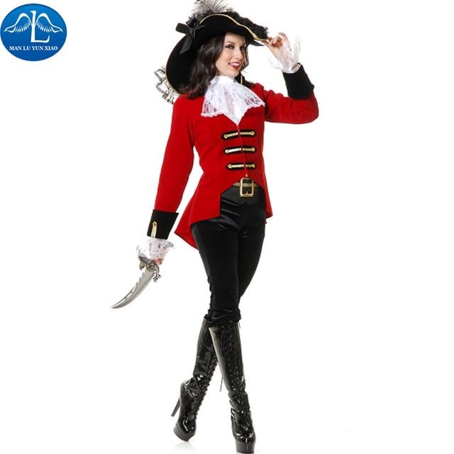 manluyunxiao halloween costume game uniform pirates costume halloween carnival costume for women performance show suit wholesale