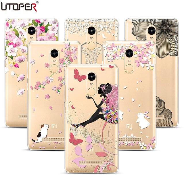 d5a5f5a9c1c Soft Plastic Case For Xiaomi Redmi Note 3 3i Pro Special Edition Case Coque  Lace Girl Silicon Cover For Redmi Note 3 3i Prime SE
