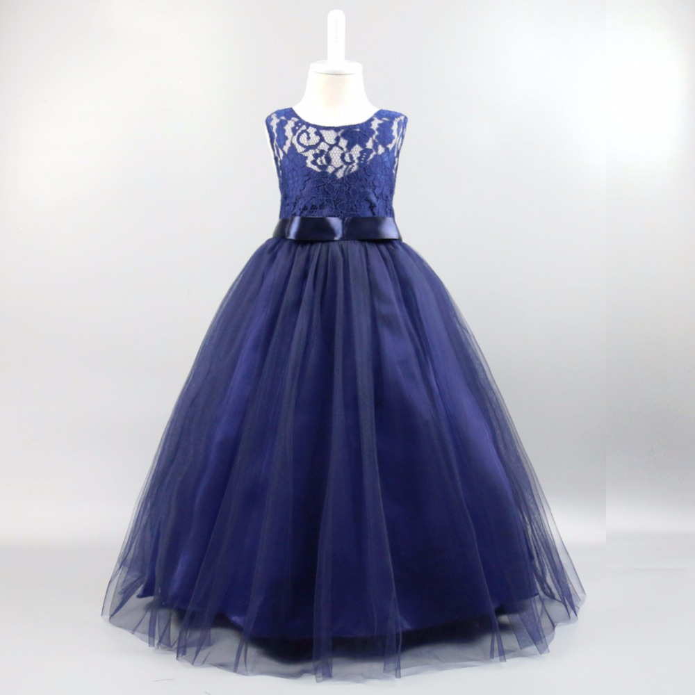 Aliexpress.com : Buy Girl Dress Kids Party Wear Children's ...