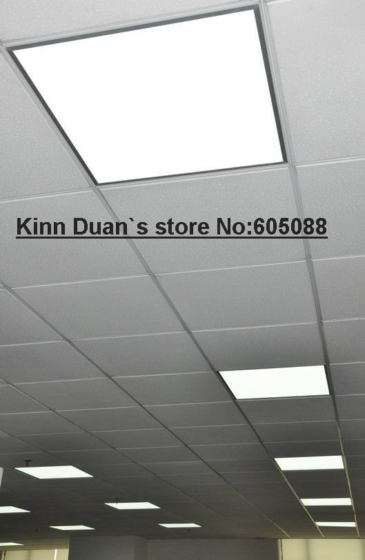 39w dimmable led panel 60*60mm+DC24v power supply+RF remote control,white,2700lm,CE&ROHS,embeded,brightness adjustable lamp