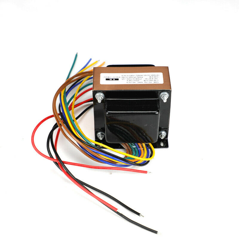 Power transformer for tube power amp 300V*2 160VA 3.15V*2+6.3V 5V 160W