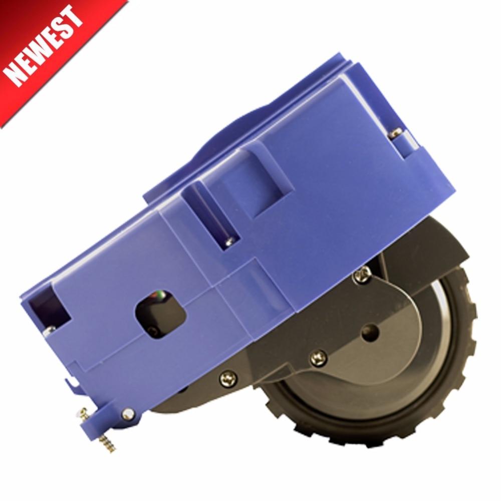 left motor wheel motor for irobot Roomba 500 600 700 800 560 570 650 780 880 900 series Vacuum Cleaner robot Parts accessories irobot чистящий модуль для roomba 500 600 и 700 серии