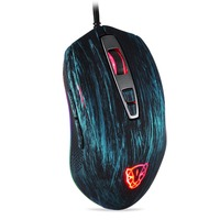 New Motospeed V60 5000 DPI Led Light 7 Keys USB Wired Gaming optical Mouse Four colors to choose from for Computer Peripherals