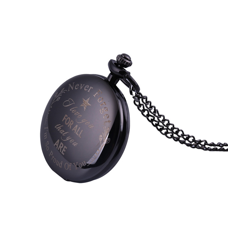 Fashion Men Women Necklace Watches Couple Picture Quartz Pocket Watch Nurses Watches Lover Casual Clock Gifts Reloj Mujer /D