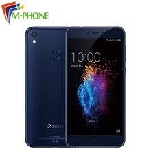 Оригинальный 360 N5s Мобильный телефон 5.5 дюймов 6 ГБ 64 ГБ Snapdragon 653 Octa Core Dual Фронтальная камера 3730 мАч отпечатков пальцев 4 г LTE телефон