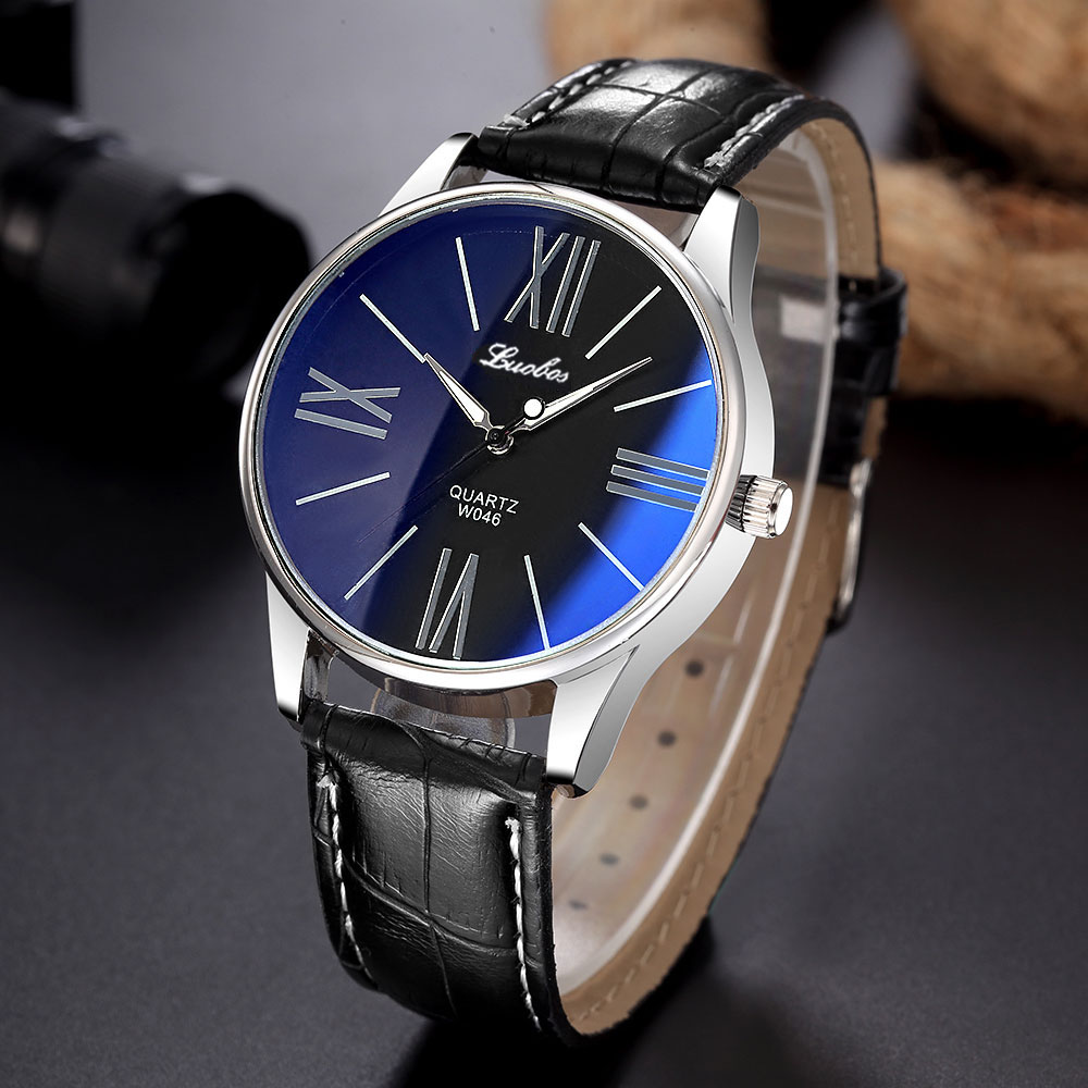 Luxury Fashion Brand Quartz Watch Men Women Casual Leather Bracelet Wrist Watch Wristwatch Clock Male Relogio Masculino fashion brand hello kitty quartz watch children girl women leather crystal wrist watch kids wristwatch cut lovely clock e3570