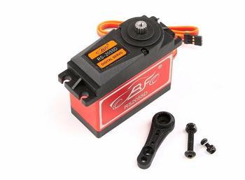 New product  55KG digital metal gear steering gear for 1/5 rc car baja LOSI parts
