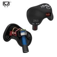 KZ ZS3 Earphone Head Phones Stereo For Iphone Samsung Xiaomi Hifi Bass Original Brand Mic In