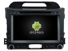 NAVIRIDER Eight Core 4GB RAM Android 6.0.1 car multimedia player for KIA SPORTAGE 2010-14 VENGA car dvd gps BT radio stereo USB